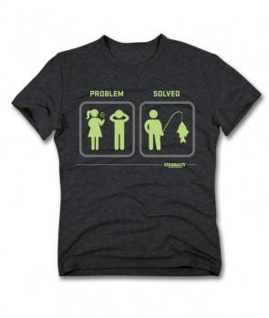 "Starbaits T-Shirt ""Problem Solved"""