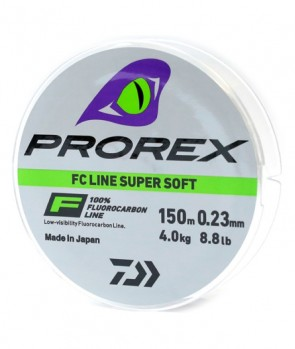 Daiwa Prorex Line Super Soft 270m 0.36mm