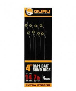 Guru QM1 Bait Band Ready Rigs 10 cm