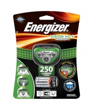 Energizer Vision Headlight HD +