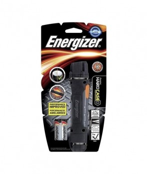 Energizer HardCase Professional 2AA LED Flashlight LP09671