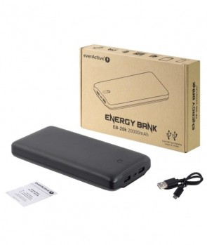EverActive Energy Bank 20000 mAh