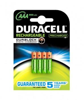 Duracell Baterija MN2400 AAA Punjive / 800mAh