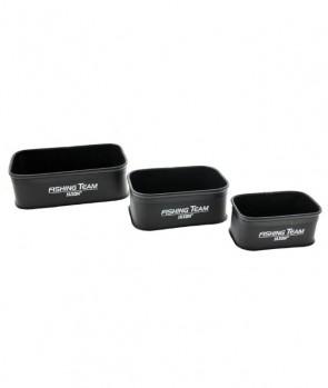 Jaxon Groundbait Boxes 3pcs Set