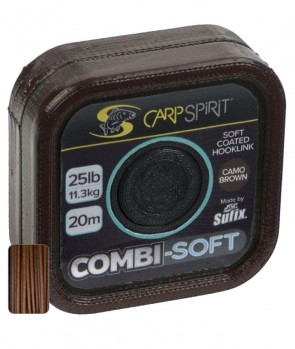 Sufix Carp Spirit Combi Soft - Coated Braid 20m