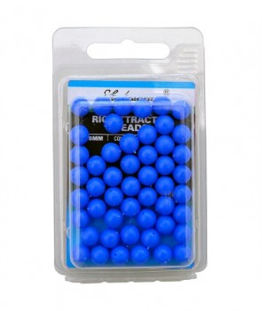 Shakespeare 8mm Rig Attractor Beads - 50pcs
