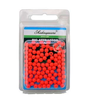 Shakespeare 5mm Rig Attractor Beads - 100pcs