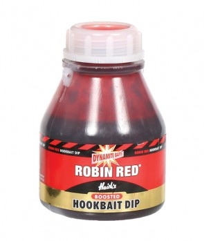 Dynamite Baits Robin Red Boosted Hookbait Dip 200ml