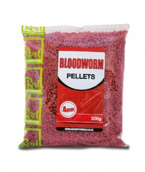 R.H. Pellets Bloodworm 4mm 500g