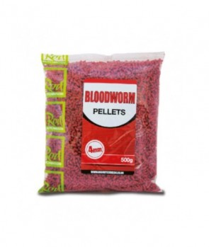 Rod Hutchinson Pellets Bloodworm 4mm 500g