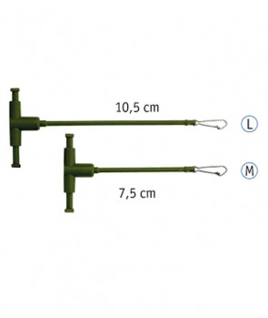 Cralusso Rotaiting T Distance holder