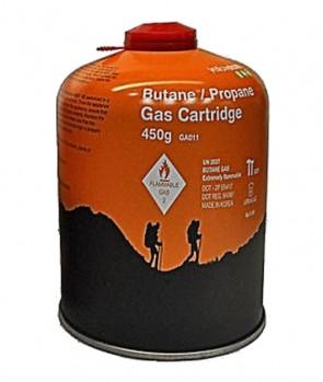 Yellowstone Butan 450g