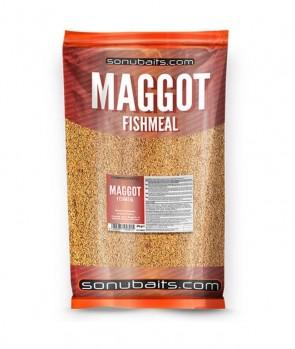 Sonubaits Groundbait Maggot Fishmeal 2kg