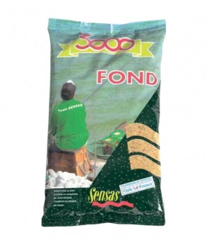Sensas 3000 Fond (Heavy Mix) 1kg