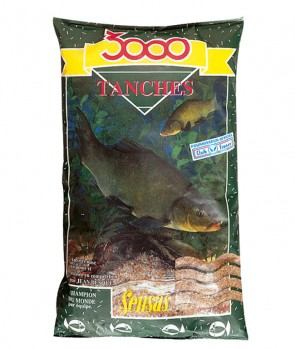 Sensas 3000 Tench 1kg