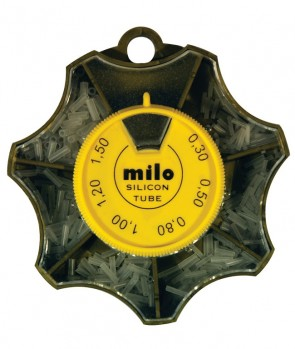 Milo Silicon Tube Set 0.3-1.5mm