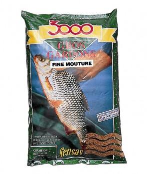 Sensas 3000 Fine Texture Gros Gardons 1kg