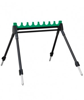 Sensas Green 4 Leg Rig Roost - 8 Kits