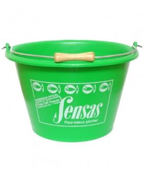 Sensas Groundbait Bucket 17L