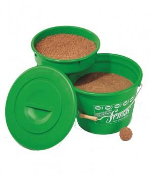 Sensas Groundbait Bucket 25L