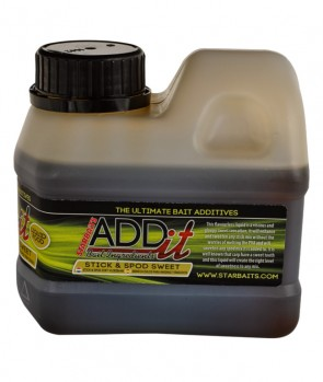 Starbaits Add' It Liquid 500ml Stick And Spod Sweet