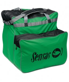 Sensas Team Competition Carryall 58x53x59 cm (3 sections)