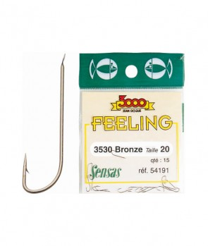 Sensas Hooks 3530 Bronze No. 26