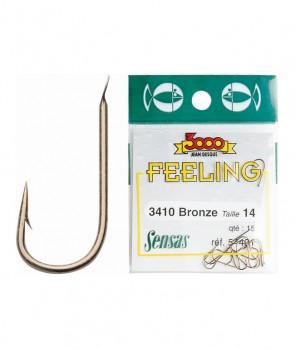 Sensas Hooks 3410 Bronze