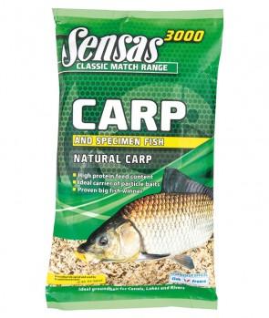 Sensas 3000 Super Carp 1kg