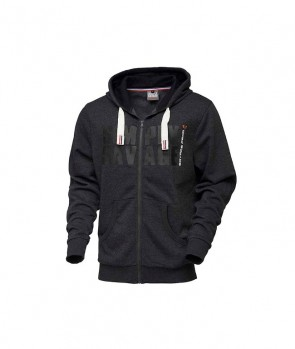 Savage Gear Simply Savage Raw Zip Hoodie