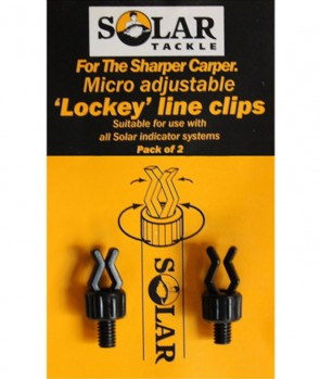 Solar Plastic Micro Adjustable Line Clips