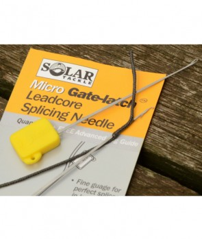 Solar Splicing Needle