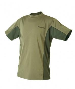 Daiwa T Shirt zelena