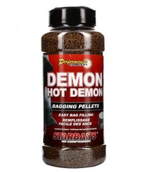 Starbaits Hot Demon 700g Bagging Pellets