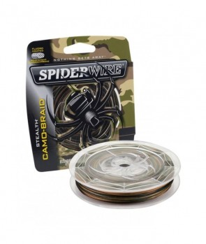 Spiderwire Stealth 8 Smooth Camo 150m