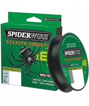 Spiderwire Stealth Smooth 8 Moss Green 300m