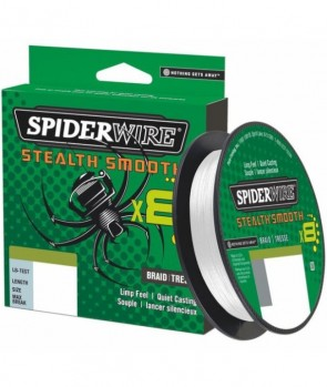 Spiderwire Stealth Smooth 8 Translucent 150m