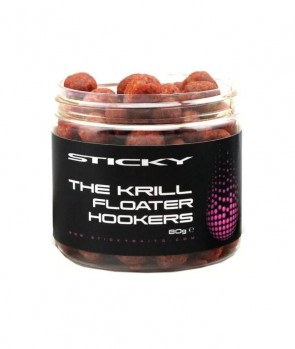 Sticky Baits The Krill Floater Hookers 80g