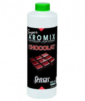 Sensas Aromix Syrup 500ml Čokolada
