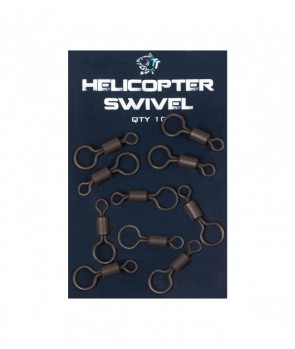 Nash Helicopter Swivel 10pcs