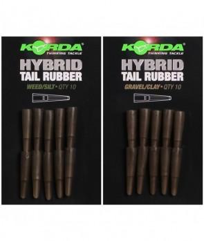 Korda Hybrid Tail Rubber