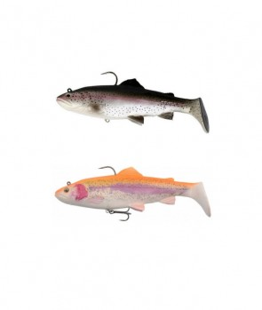 Savage Gear 4D Trout Rattle Shad 17cm 80g