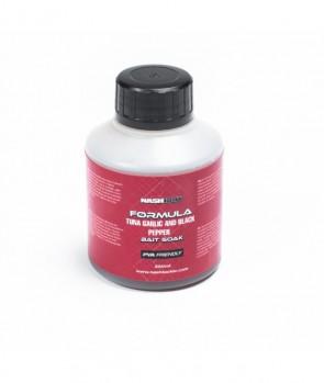 Nash Formula Bait Soak Tuna Garlic+Black Pepper 250ml