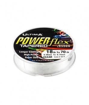 Ultima Powerflex Tapered Crystal