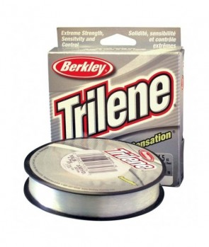 Berkley Trilene Sensation 300m Transparent