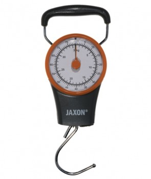 Jaxon Fishing Scale + Measure 35kg 100cm