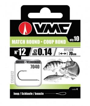 VMC Match Round 7040NI x10 kom