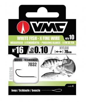 VMC White Fish X Fine Wire 7032NI x10 kom / 70cm