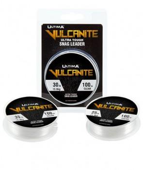 Ultima Vulcanite Clear 100m Snag Leader