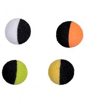 Prologic Foam Twin Color Balls 14mm 12pcs